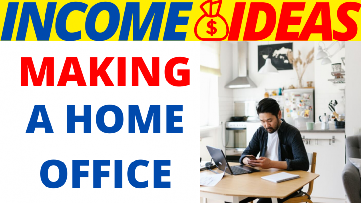 6 Ideas For Working Remotely When You Don't Have A Home Office