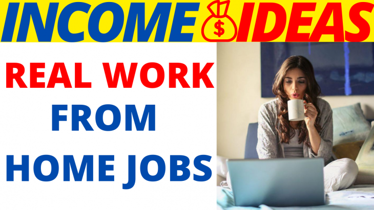 8 Real Work-From-Home Jobs for 2020