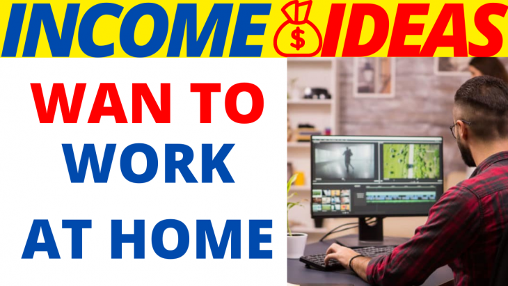 Want To Work From Home 2020